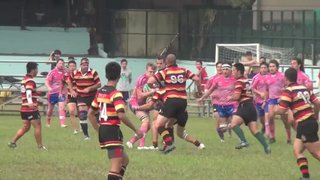 SCAA Causeway Bay First XV Tempest vs Police
