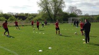 Mastering the Ball U15 2014