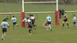 Challenge Cup 2nd Round ARMY 27 - 16 RAF