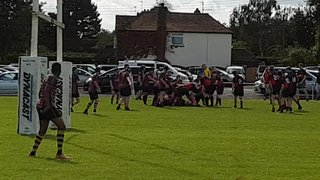 Lewis try