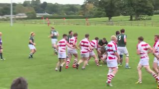 Try 8 - BC vs Old Grovians - 24/9/16