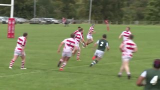 Try 10 - BR vs Old Grovians - 24/9/16