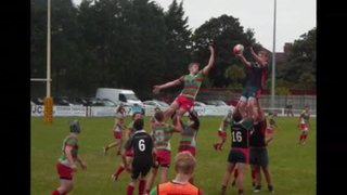Warrington Junior colts v Waterloo Sept 2012