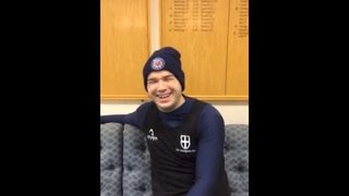 Introduction to WOTCC TV - Pre-season Interview with Sam Gorvin