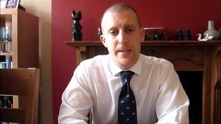 2012/13 End of Season Dinner - 2nd XV Speech - James Kington