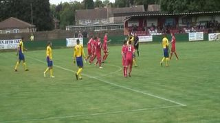 Tudors v St Albans City Charity Cup 10.08.13