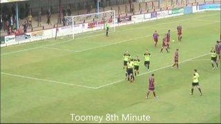 Weymouth FC V HHTFC