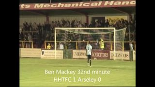 HHTFC V Arseley FC