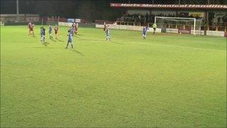 Tudors Versus AFC Totton Tuesday 26th November