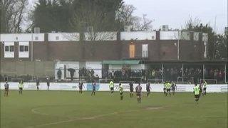 Chesham United (1) Hemel Hempstaed (3)