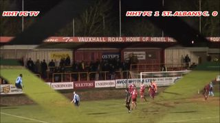 Hemel Hempstead Town FC  4  St. Albans City  3