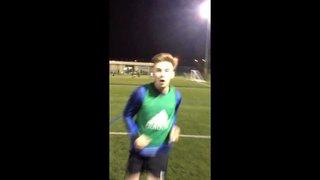 Heanor Under 19's Crossbar Challenge