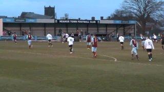 Heanor Town U19's 1 Vs Radford FC U19's 3