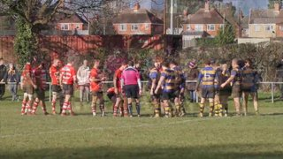 1st XV v Barker Butts - 5th March 2016