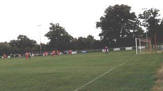 Binfield FC goals of October 2015