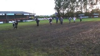 Pete Weedon diving try