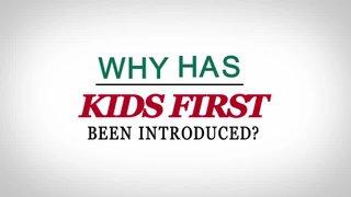 Kids First video
