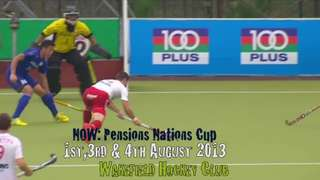 NOW:Pensions Nations Cup preview - Wakefield, 1st - 4th August