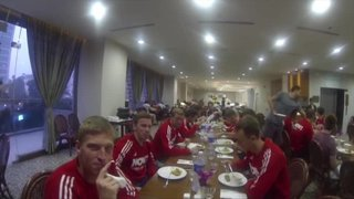 England Men prepare for their World League Semi Final in Malaysia
