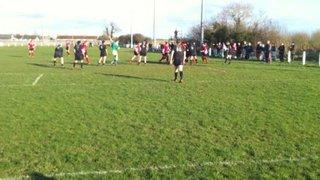Jason Morgan Try v Connemara (26th Feb 2011)
