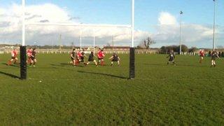 Alan Crawford Try v Connemara (26th Feb 2011)