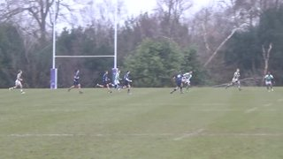 Colts v Chichester 15/03/15 Simply great try in their Semi Final win!