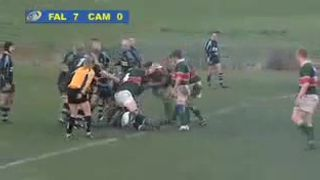 Spot the current Scotland international in this game from the past