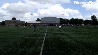 58:55 - Ben Whittington Goal