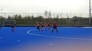 Ladies 1s - 13th Sept 2014 - Two penalty corner goals - Havering went on to win 5-3