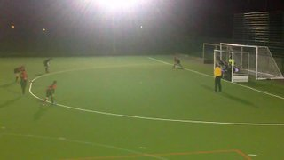 Mens 4s Scoring a Penalty Corner v Rochford (31-01-15)