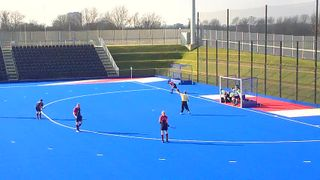 Mixed Penalty Corner Goal v Waltham Forest (Team won 5-1)