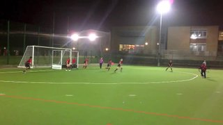 Junior Girls v Boys (March 2015)