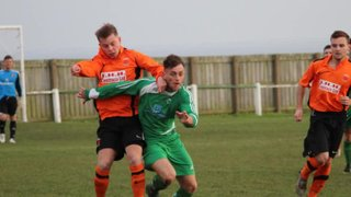 Easington Colliery AFC v Seaton Carew FC