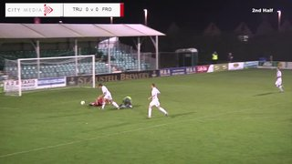 Truro City FC v Frome Town FC (H) - 24th September 2013