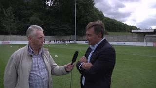Truro City FC v Chesham United FC (A) - Pre Match Interview - 7th September 2013