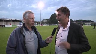 Truro City FC v Frome Town FC (H) - Pre Match Interview - 24th September 2013