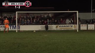 Truro City FC v Bridgwater Town FC (A) Penalty Shootout - 22nd October 2013