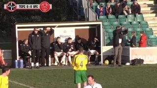Truro City FC v Stourbridge FC (H) - 11th January 2014
