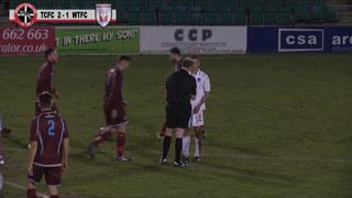 Truro City FC v Weymouth Town FC (H) 2nd Half - 8th April 2014