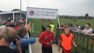 Truro City FC v Hitchen Town FC (H) - 6th September 2014