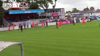 Truro City FC v Hampton and Richmond Borough FC (A) - 20th August 2016