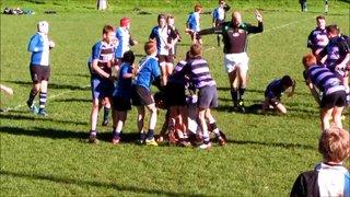 U13s vs Bath - Bristol Comb Cup Nov 2013