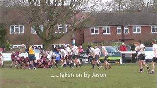 U16s v Marlow Cup Semi 1 of 2