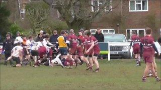 U16s v Marlow Cup Semi 2of2