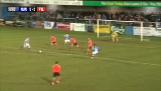 Nuneaton vs AFC Fylde Highlights (1st March 2016)