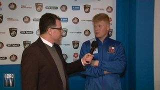 BoroTV - interview with Whitehouse after the Harrogate game (12th April 2016)