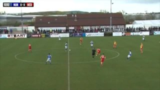 Nuneaton vs Hednesford Highlights (30th April 2016)