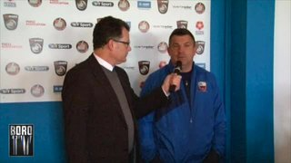 BoroTV - interview with Kevin Wilson after Hednesford Win (30th April 2016)