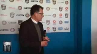 BoroTV - interview with Lee Thorn after Hednesford Win (30th April 2016)
