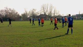 U17s goal v Hykeham 09.03.14